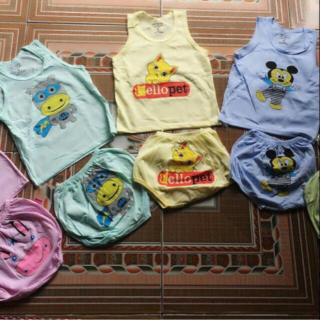 Combo quần áo cho bé (fb ngân đình,)