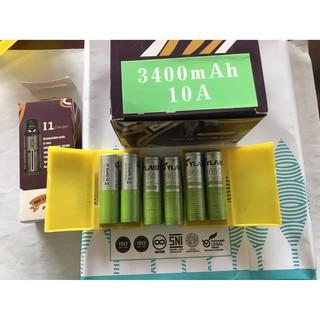 cell pin cylaid 3400mah 10A 3,7v chính hãng cylaid mới 100%