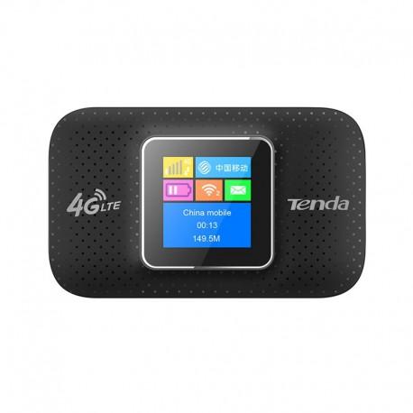Thiết bị dùng chia sẻ mạng 3G, 4G TENDA 4G185 màu đen