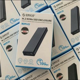 Box SSD M2 NVME ORICO M2PF-C3 M2PV-C3 PRM2F-C3Type C Tản Nhiệt Nhôm Cao Cấp thumbnail