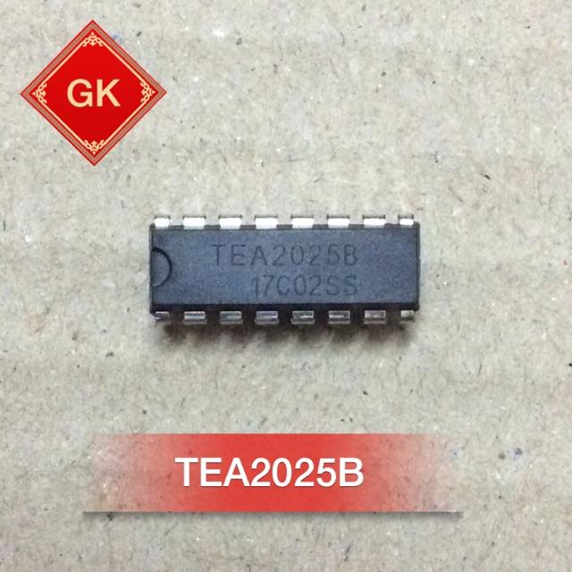 A-02: TEA2025B TEA2025 ic khuếch đại âm thanh.
