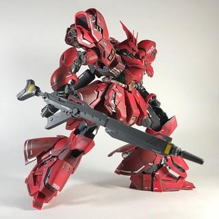 [FREESHIP - Có sẵn] Mô hình Gundam MG Sazabi Ver ka Daban, 6631 daban và 6631s phiên bản sơn sẵn (special coating) thumbnail