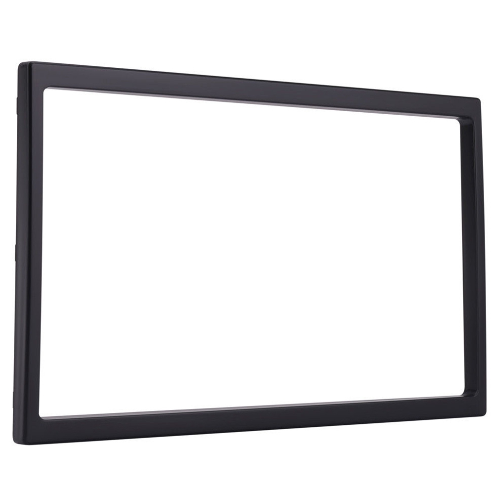 Car Auto Stereo DVD Double Din Easy Install Frame Universal Mounting Cage Modification Van Replacement Radio Panel