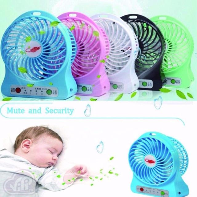 [CHÍNH HÃNG] Quạt Mini+Pin+sạc+3tốc độ gió +đèn pin - 2798813 , 1118922336 , 322_1118922336 , 39000 , CHINH-HANG-Quat-MiniPinsac3toc-do-gio-den-pin-322_1118922336 , shopee.vn , [CHÍNH HÃNG] Quạt Mini+Pin+sạc+3tốc độ gió +đèn pin