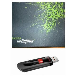 [Mã ELFLASH5 giảm 20K đơn 50K] USB San Disk 3.0 16GB CZ600 + Bàn di chuột 20x25cm