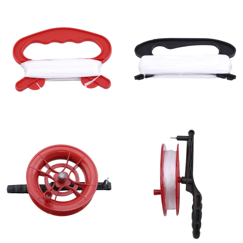 Nylon Kite Handle Line Board String Winder Reel Accessories Outdoor Toys