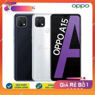 Điện thoại Oppo A15 (3GB/32GB) – Hàng Chính Hãng