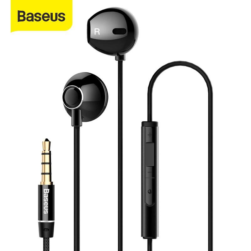 Tai nghe nhét tai Baseus H06 cổng 3.5mm cho âm thanh sống động