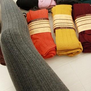 Quần Legging Dệt Kim Hoạ Tiết Kẻ Sọc Thời Trang Mùa Thu Cho Phái Nữ