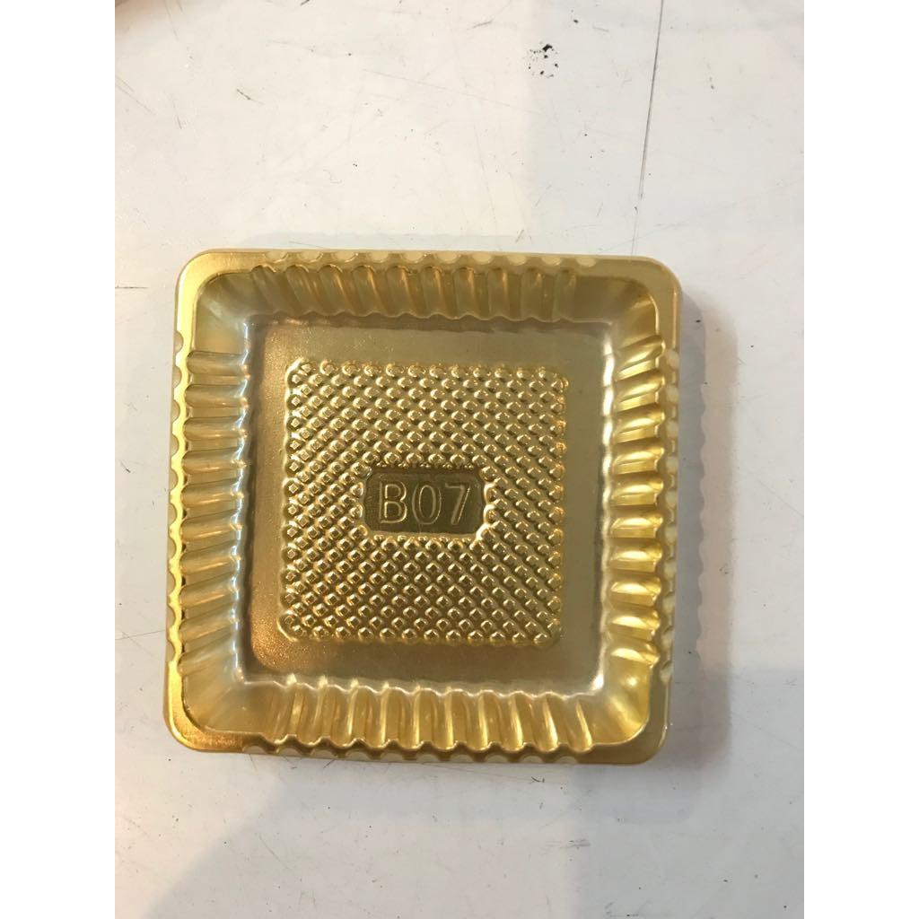 bộ 10 cái tẩy nhựa vuông B07 6x6cm