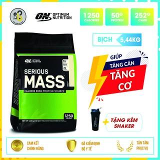 Sữa Tăng Cân - Phát triển cơ SEROUS MASS 12lbs ( 5.4kg ) thumbnail