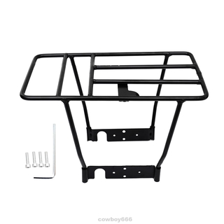 Rear Shelf Storage DIY Portable Iron Luggage Easy Install Electric Scooter Accessories For Xiaomi M365 1s Pro