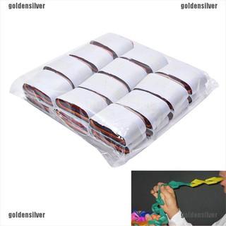 【GDS】12 Pcs/set Mouth Coils Paper Magic Tricks Magic Prop Magician Supplies Toys