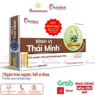 Bình Vị Thái Minh - hỗ trợ giảm đau dạ dày từ thảo dược - Mua 6 tặng 1 bằng tem tích điểm thumbnail