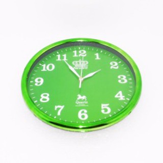 Đồng Hồ Treo Tường Forward D4 xi 30cm (xanh lá)+ Tặng 01 Máy đồng hồ treo tường