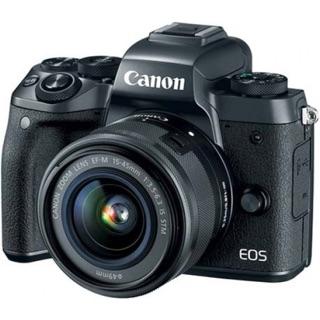 Máy ảnh Canon M5 kèm lens 18-55 STM