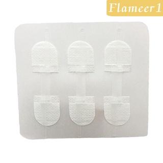 [FLAMEER1] Emergency Kit Hemostatic Adhesive Painless Zip Tie Band Aid Outdoor L