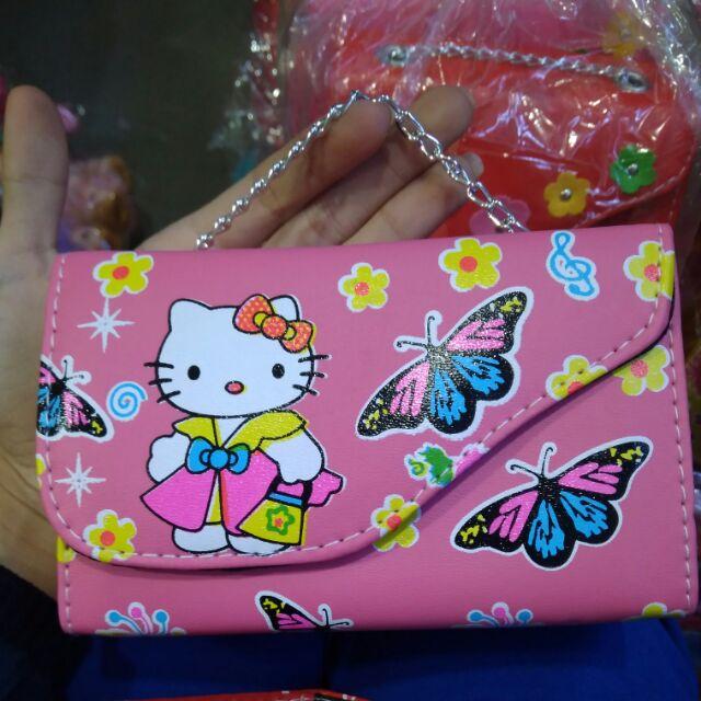 Túi xách điệu đà cho bé gái