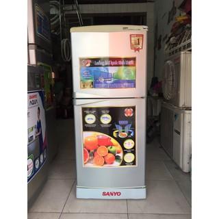 Tủ lạnh Sanyo Aqua 157 lít, mới 90%