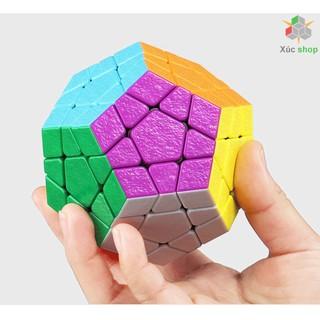 Rubik 12 mặt GEM Megaminx – Không viền – Stickerless