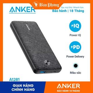 Pin dự phòng ANKER A1281 PowerCore Essential 20000 mAh PD- BH 18 tháng thumbnail