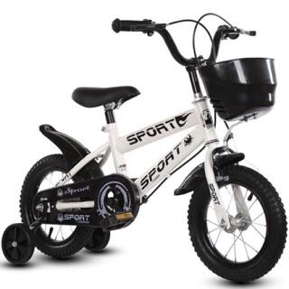 Xe đạp thể thao 12inch cho bé trai 2-6 tuổi ( Nguyên thùng, khách về lắp ráp)