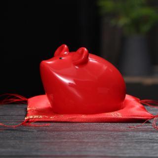 Ống heo tiết kiệm hình chú chuột sáng tạo đáng yêu