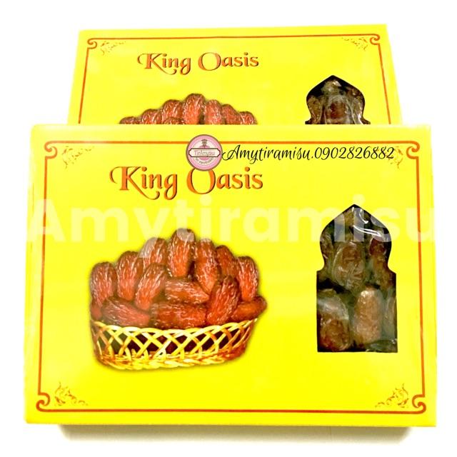Chà là King Oasis Ai Cập Hộp 1 Kí.