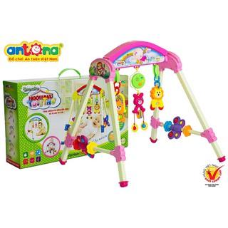 Kệ chữ A- Bé tập thể dục Antona có âm thanh