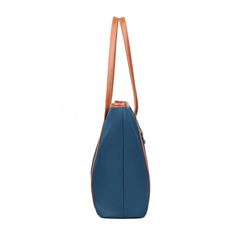 [Mã FASHIONGO44 giảm 10% tối đa 100k đơn từ 350K] Túi xách nữ bản to oxford đeo chéo thời trang phong cách hàn quốc JP3