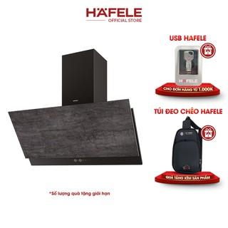 Máy Hút Mùi Treo Tường HAFELE HH-WVS90A (90cm) - 533.86.003 Xuất Xứ Châu Âu Kèm Than Hoạt Tính