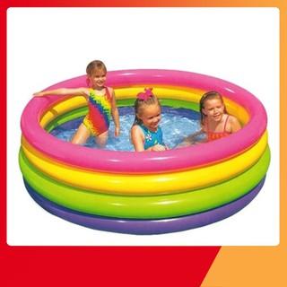 [KTKA] Bể bơi phao 4 tầng Intex 56441 cho bé