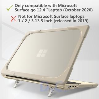 """Ốp Lưng Chống Sốc Bằng Nhựa Cứng Cho Microsoft Surface Go 1943 12.4 """"Inch 2020"""