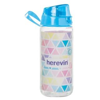 Bình nước thể thao thủy tinh Herevin Décor 500ml - 111804-000