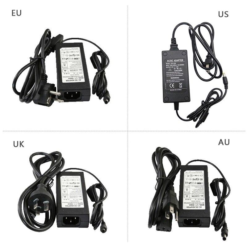 Bộ nguồn Adiodo DC12V 12V Bộ nguồn 1A 2A 3A 5A 6A 8A Máy biến áp AC 100V- 240V Bộ chuyển đổi trình điều khiển LED Bộ sạc cho đèn LED dải