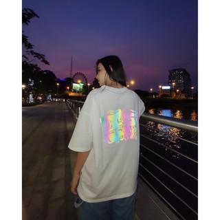 Hình ảnh Áo thun Phản quang TSUN - Trắng-6