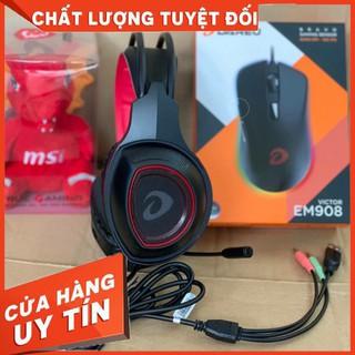 HÀNG CAO CẤP – Tai nghe Gaming DAREU VH350SE – Jax 3.5 – Chính hãng Mai Hoàng – Bảo hành 12 tháng toàn quốc – Hàng Ca