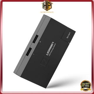 Ugreen 30345 - Bộ chia máy in - 2 máy tính dùng chung 1 máy in chính hãng thumbnail