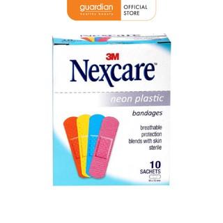 Băng cá nhân Nexcare neon plastic gói 9 miếng (19 x 72 mm) thumbnail