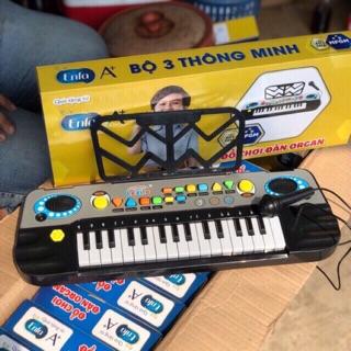 Đồ chơi đàn Organ cho bé -quà tặng sữa Enfa