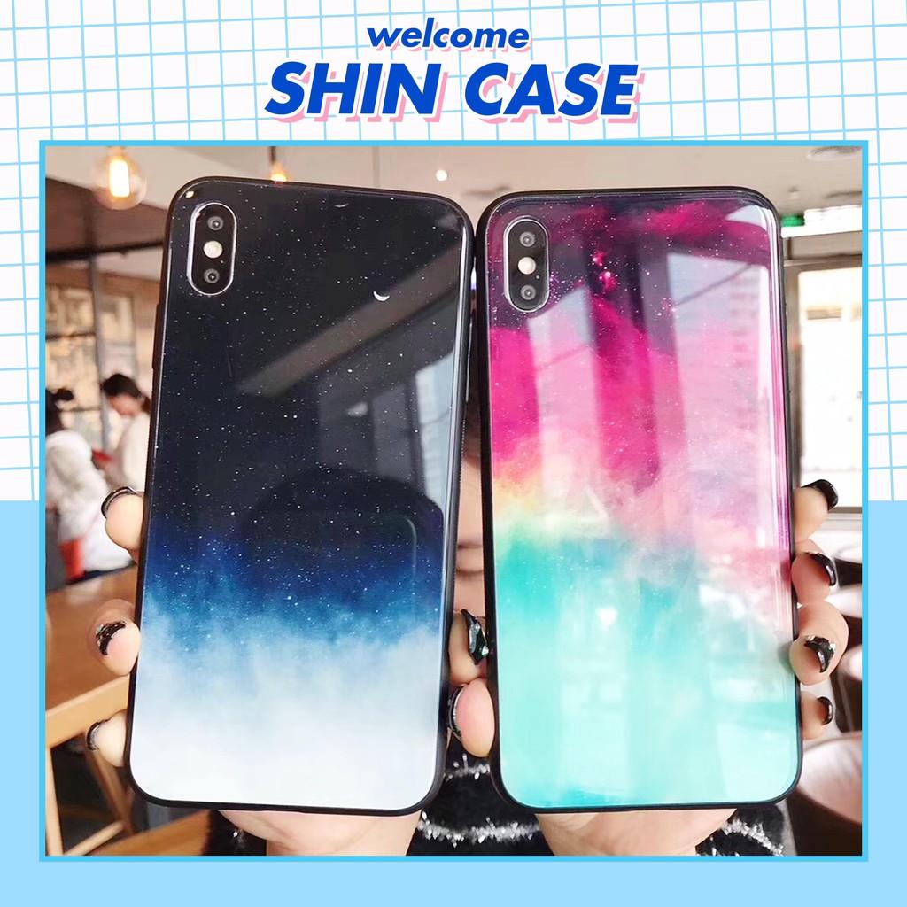 Ốp lưng iphone KÍNH COOL STAR 6/6plus/6s/6s plus/6/7/7plus/8/8plus/x/xs/xs max/11/11 pro/11 promax – Shin Case