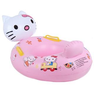 Phao bơi hình thú cho bé – phao bơi hello kitty – phao bơi siêu nhân người nhện