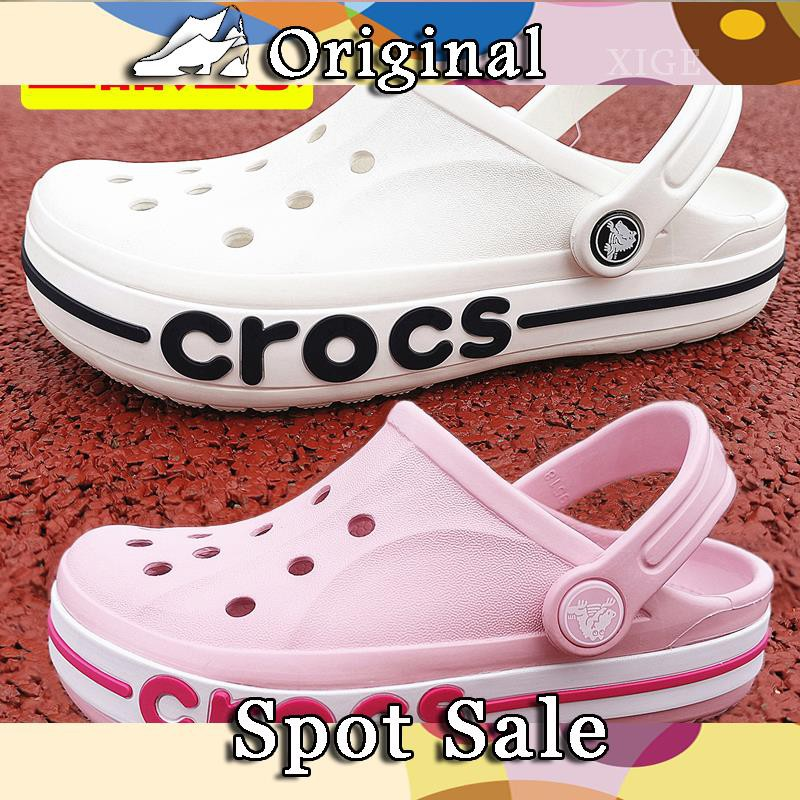 Crocs hole shoes Kaluochi men's shoes women's shoes Beiya neutral card Luoban children's shoes beach sandals and slipper