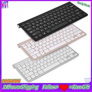 Bộ Bàn Phím + Chuột Không Dây 2.4ghz Cho Laptop