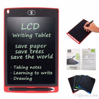 Bảng viết tự xoá thông minh LCD 12inch siêu nét