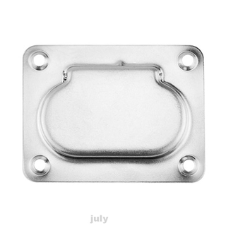 Boat Flush Lift Recessed Stainless Steel Handle