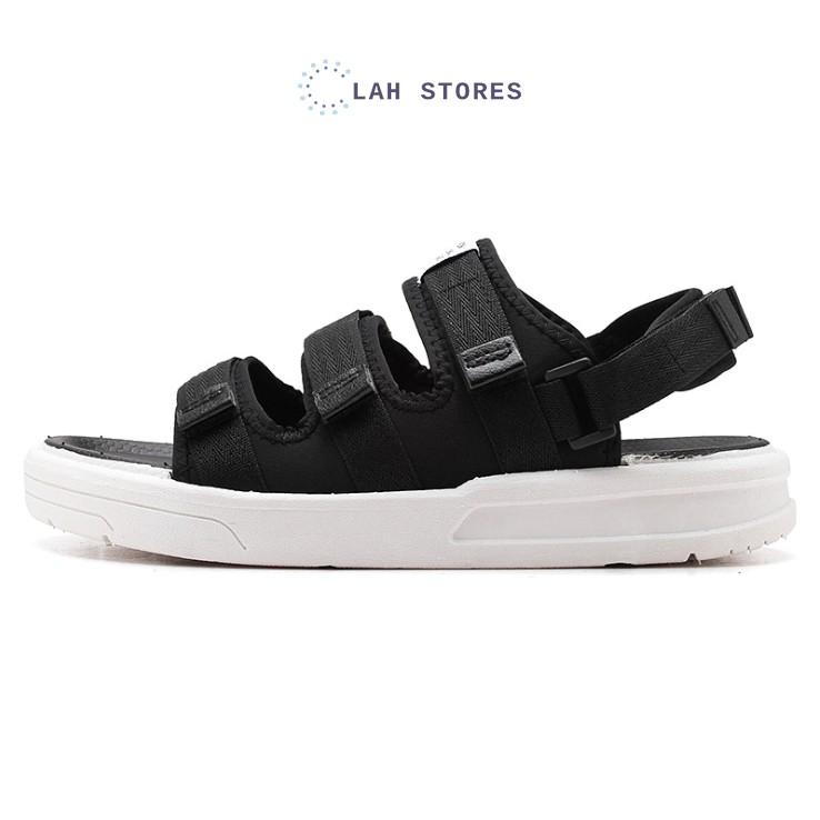 Giày sandal nam 3 quai. Quai hậu rời biến thành dép lê trong 1 nốt nhạc. Size từ 35 đến 43. Bốn màu sắc tha hồ lựa chọn.