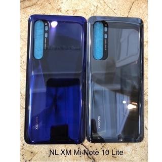 Nắp lưng Xiaomi Mi Note 10 Lite hàng đẹp