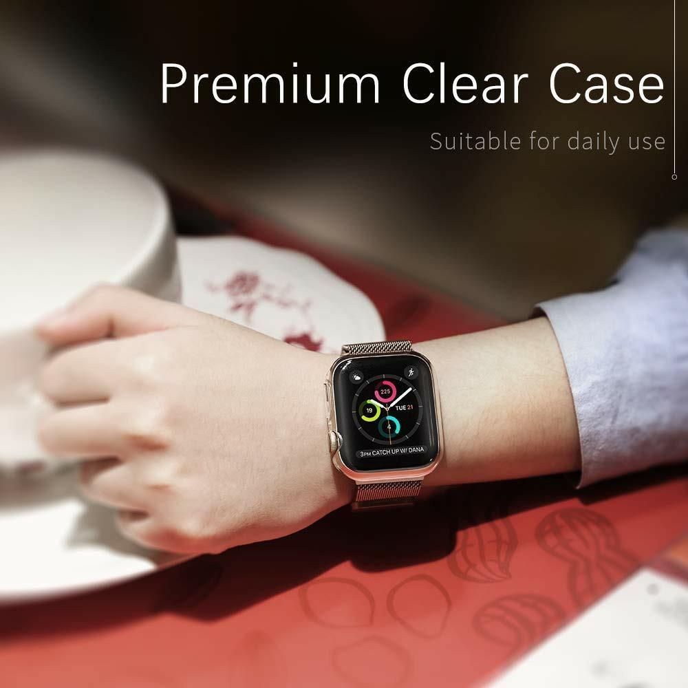 Dây Đeo Apple Watch Thép Không Gỉ - Khóa Nam Châm dành cho Apple Watch Series 5/4/3/2/1/W26/T500/W6