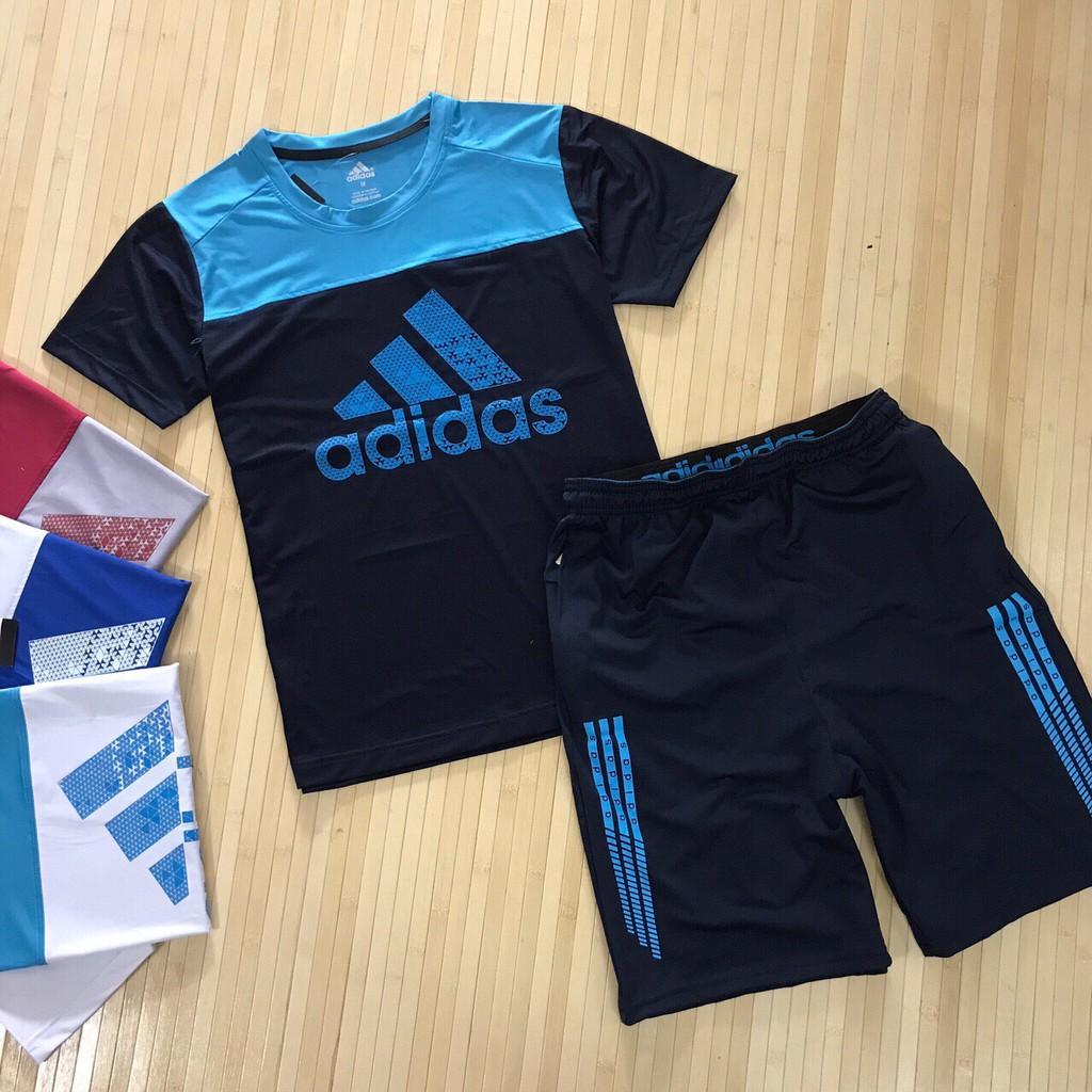 Set bộ đồ thể thao nam vải thun lạnh mềm mát - 2633753 , 412975200 , 322_412975200 , 220000 , Set-bo-do-the-thao-nam-vai-thun-lanh-mem-mat-322_412975200 , shopee.vn , Set bộ đồ thể thao nam vải thun lạnh mềm mát